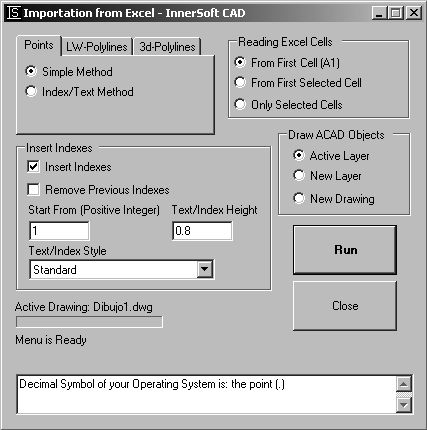 InnerSoft CAD Manual